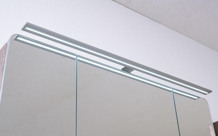 Spiegelschrank 3020 in Kastanie-Graphit-Optik