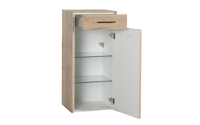 Highboard 3400 in Eiche Struktur Nachbildung