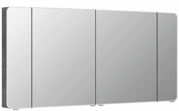Spiegelschrank Bern in Graphit Struktur Nachbildung-01