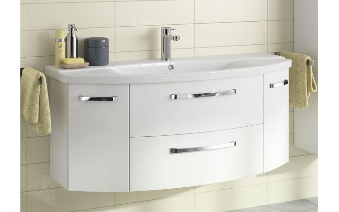Badeinrichtung Solitaire 7005 in weiß