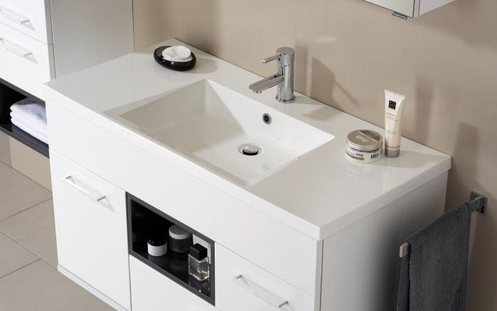 Badeinrichtung Fokus 4015 in weiß
