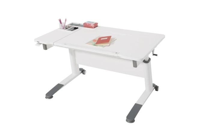 Schreibtisch Jaro in weiß