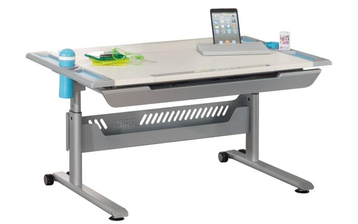 Schreibtisch Tablo in weiß      -01