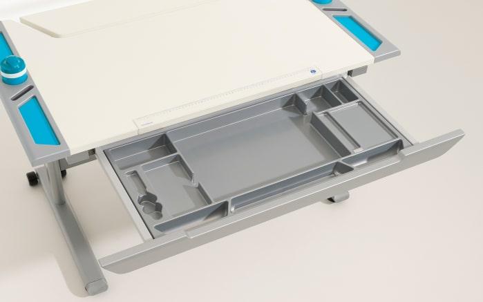 Schreibtisch Tablo in weiß      -04
