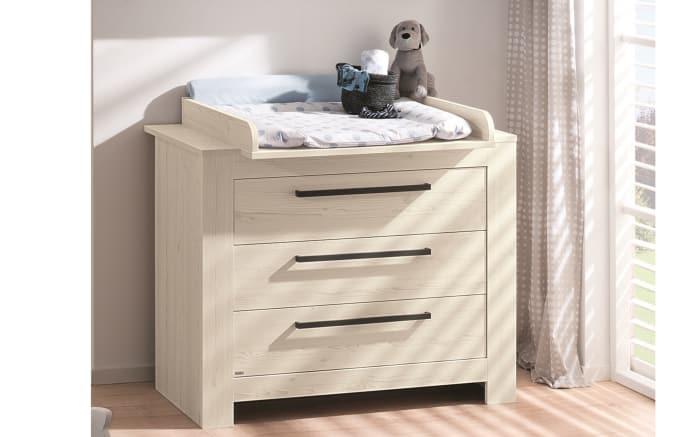 Kommode Fur Babyzimmer Laslo In Nordic Wood Optik Online Bei Hardeck