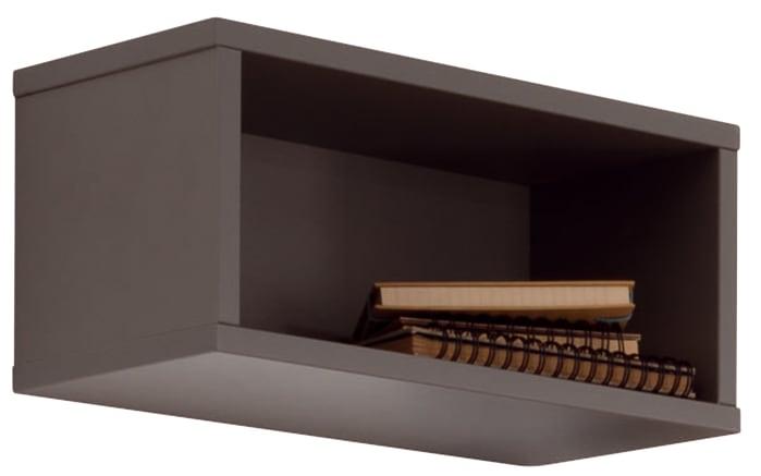 Wandbox Sten in schiefergrau