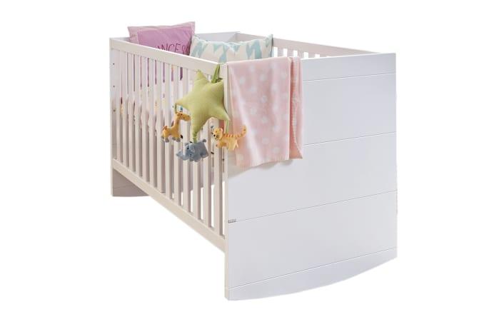 Babybett Fiona in weiß-01