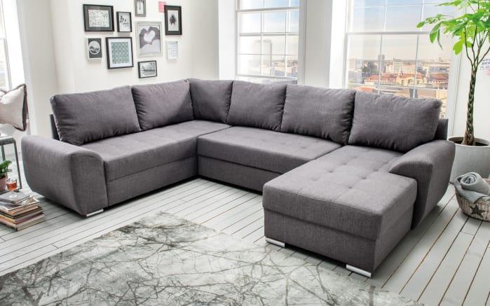 Sofa Grau Hardi