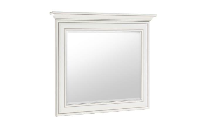 Spiegel Venedig in used white, 88 x 76 cm