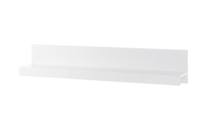 wandboard bianco in wei hochglanz optik online bei hardeck kaufen. Black Bedroom Furniture Sets. Home Design Ideas