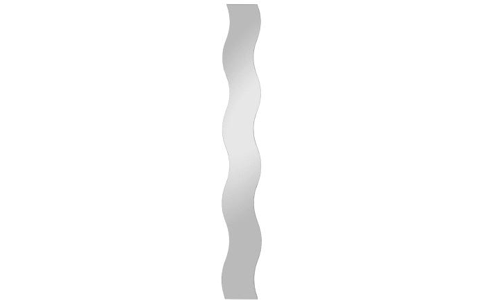 Spiegel Paul in Klarglas, 20 x 150 cm