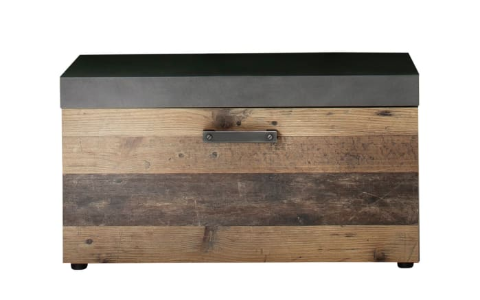 Sitzbank Indy in Old Wood/graphit