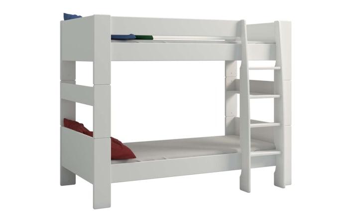 Etagenbett Steens for Kids in weiß