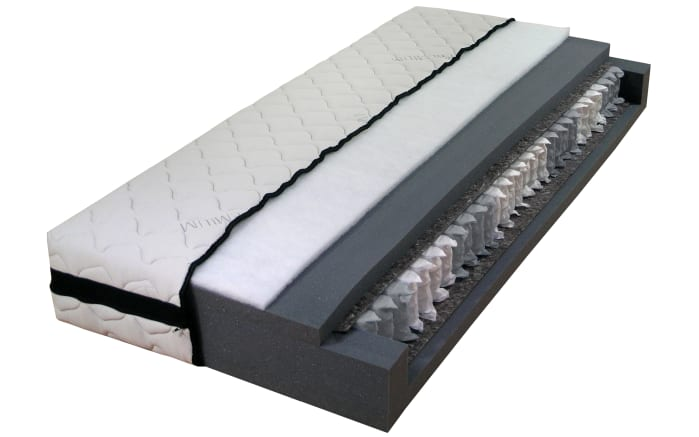Matratze T200 DormiSpring in 90 x 200 cm
