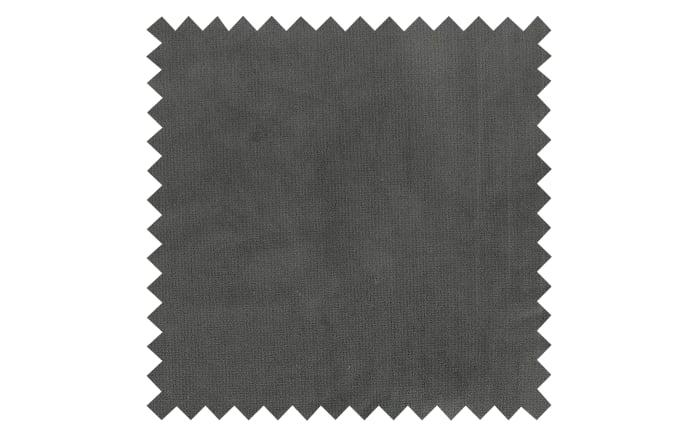 Boxspringbett Bella in grau, 2 x Matratze in medium-03