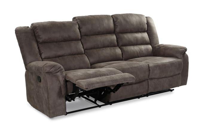 Sofa Cleveland 3 in Vintage grau braun online bei Hardeck kaufen