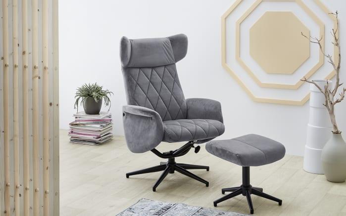 Relax-Chair Verona in grau