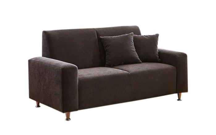 Sofa 2 Sitzer Julia in braun online bei Hardeck kaufen