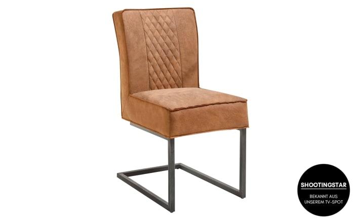 Stuhl 3095 in cognac-01