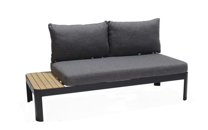 Garten-Sofa Portals in Batman black -01