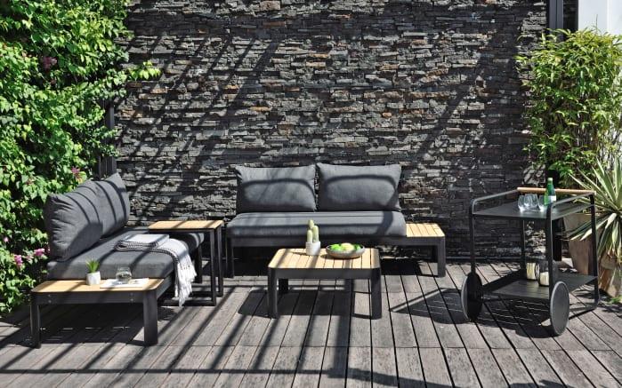 Garten-Sofa Portals in Batman black -03