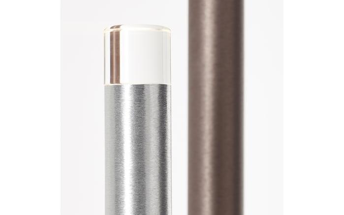 LED-Standleuchte Cembalo in braun/schwarz/alu, 155 cm-05