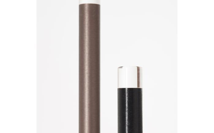 LED-Standleuchte Cembalo in braun/schwarz/alu, 155 cm-06