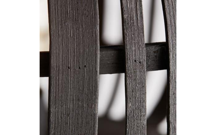 Deckenleuchte Woodrow in schwarz/Holzdekor-02