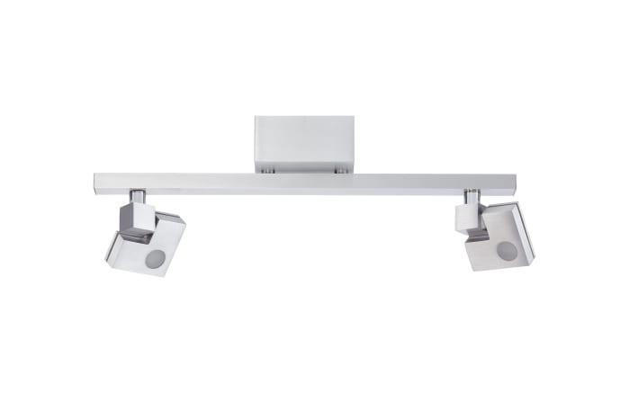 LED-Deckenleuchte Degree in silberfarbig, 2-flammig-02