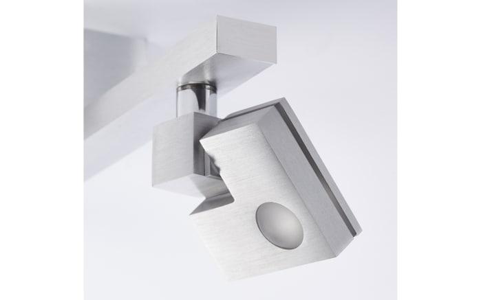 LED-Deckenleuchte Degree in silberfarbig, 2-flammig-06