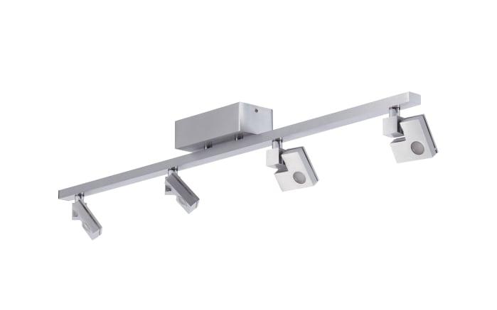 LED-Deckenleuchte Degree in silberfarbig, 4-flammig-02