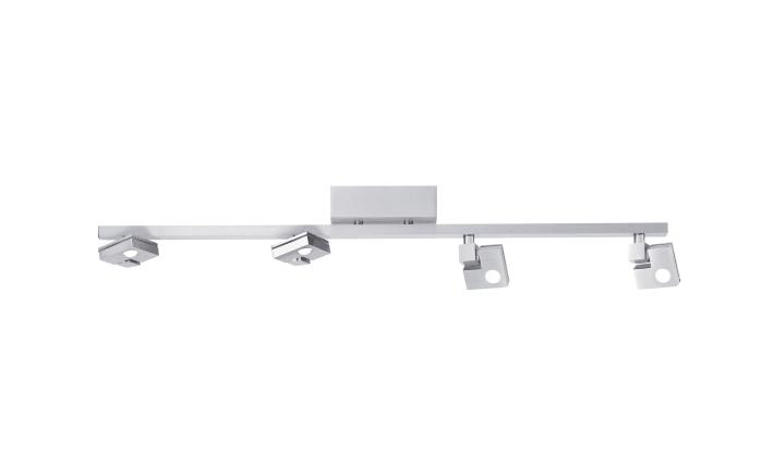LED-Deckenleuchte Degree in silberfarbig, 4-flammig-03