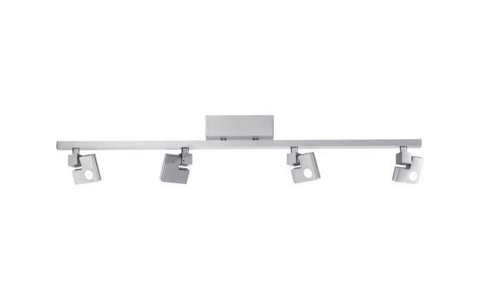 LED-Deckenleuchte Degree in silberfarbig, 4-flammig-06