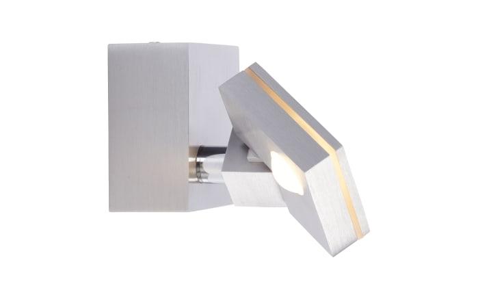 LED-Wandleuchte Degree in silberfarbig-02