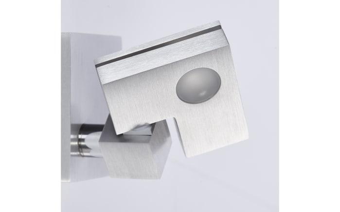 LED-Wandleuchte Degree in silberfarbig-03