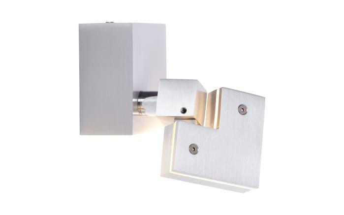 LED-Wandleuchte Degree in silberfarbig-04