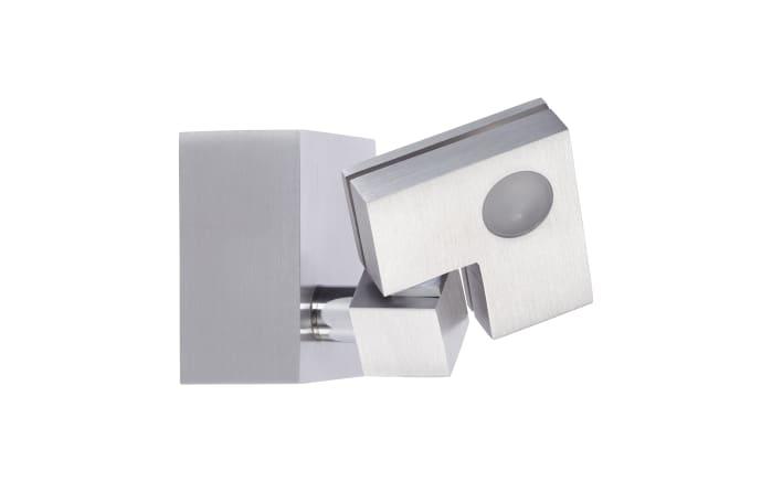 LED-Wandleuchte Degree in silberfarbig-05