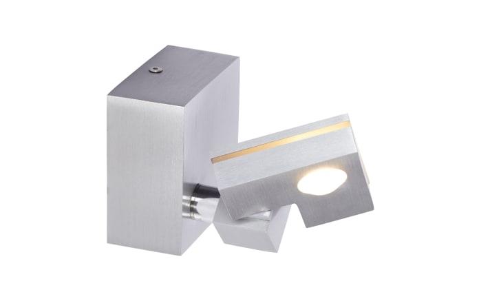 LED-Wandleuchte Degree in silberfarbig-06