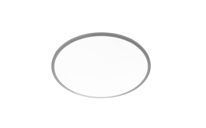 LED-Deckenleuchte Linox CCT RGB in silberfarbig/weiß, 60 cm-01
