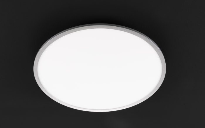 LED-Deckenleuchte Linox CCT RGB in silberfarbig/weiß, 60 cm-02