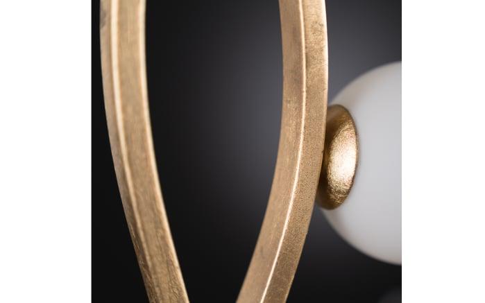 Tischleuchte Dina in goldfarbig, 56 cm