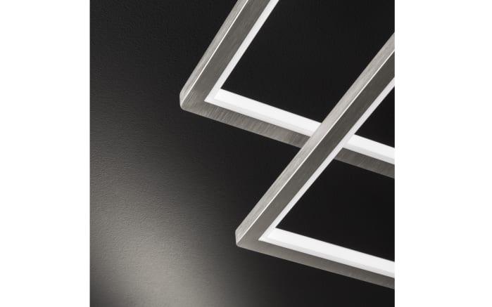 led deckenleuchte viso in nickel matt 70 cm online bei hardeck kaufen. Black Bedroom Furniture Sets. Home Design Ideas