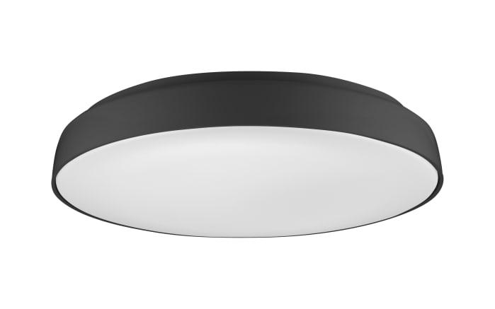 LED-Deckenleuchte Juna in schwarz, 58 cm