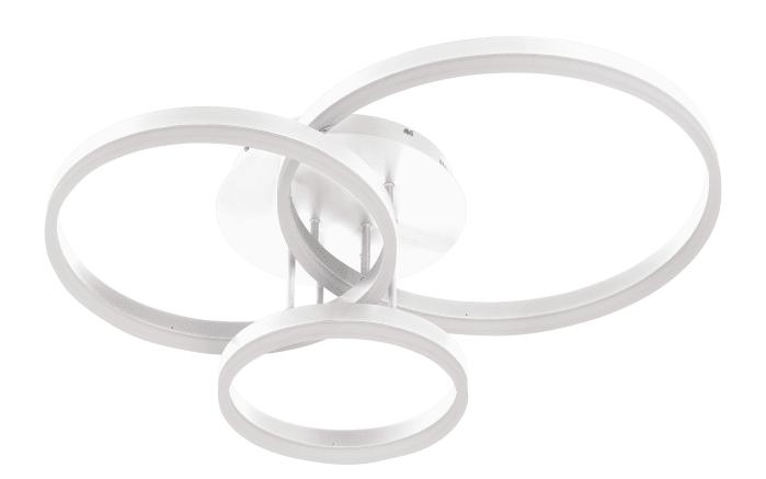 LED-Deckenleuchte Vaasa in weiß, 3-flammig-01
