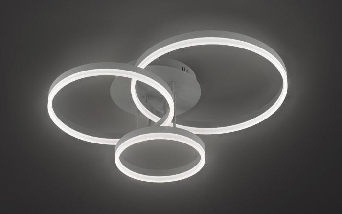 LED-Deckenleuchte Vaasa in dunkelgrau, 3-flammig-03