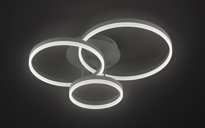 LED-Deckenleuchte Vaasa in dunkelgrau, 3-flammig-04