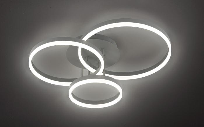LED-Deckenleuchte Vaasa in dunkelgrau, 3-flammig-05