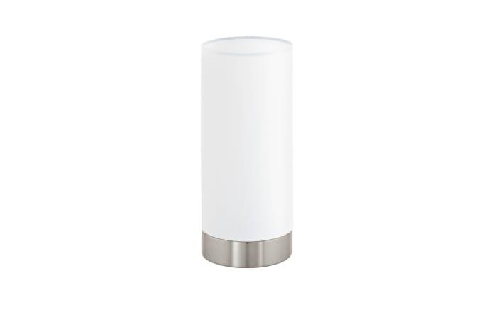 Tischleuchte Pasteri in weiß, 25,5 cm-01