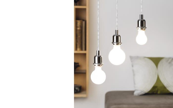 LED-Leuchtmittel Milky G80, 8W / E27