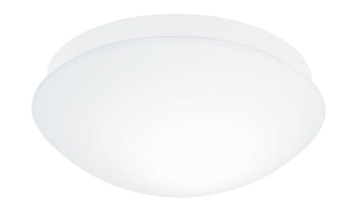 Deckenleuchte Bari-M in weiß, 27,5 cm